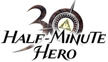 Half-Minute Hero logo