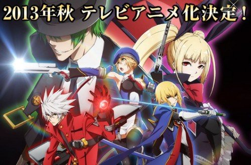 BlazBlue gets an anime and new story arc in Visual Novel Xblaze