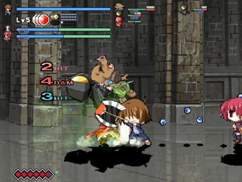 Duel Savior - Underground battle