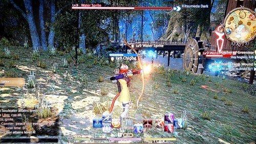 Final Fantasy XIV A Realm Reborn - Battle