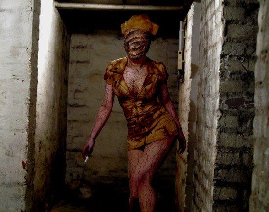 Silent Hill Nurse Sexy Halloween