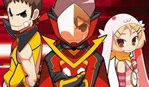 Z.H.P. Unlosing Ranger VS Darkdeath Evilman - Logo