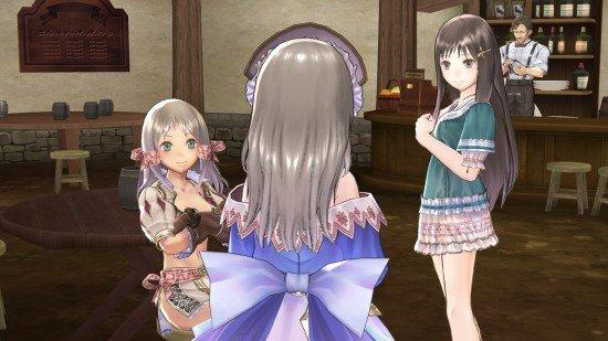 Atelier Totori 1