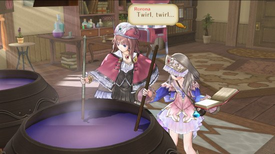 Atelier Totori 2