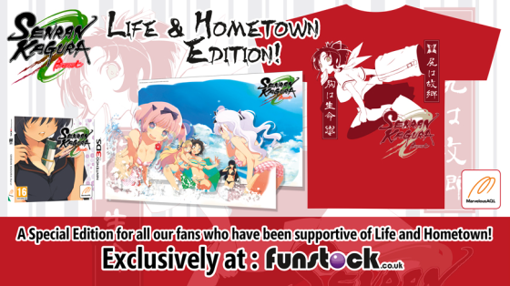 senran kagura life and hometown edition