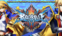 BlazBlue coming to Europe… Next Week?!