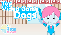Top Video Game Dogs