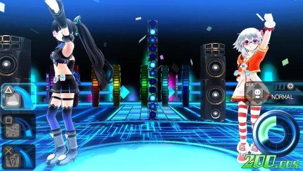 Hyperdimension Neptunia PP - Dance duo