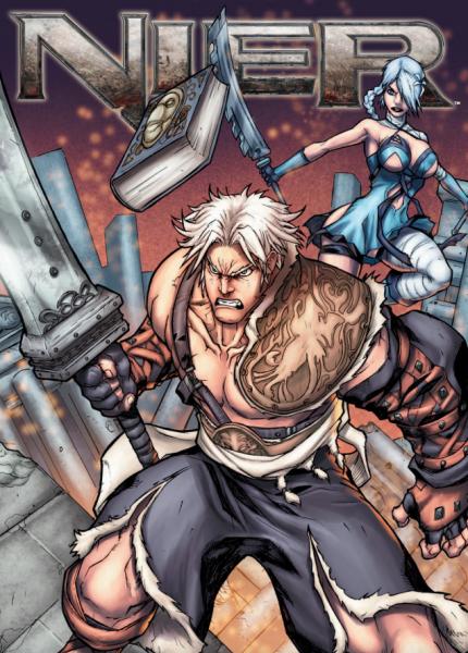 Nier Comic - 3