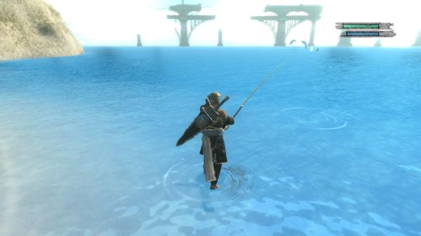 Nier - Fishing