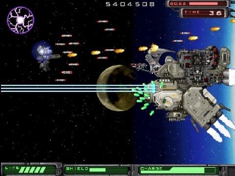 Armed Seven Screenshot