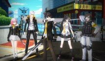 Closers looks like a very nice online PC action RPG