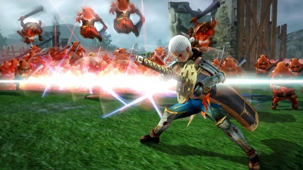 Hyrule Warriors Review One For The Zelda Fans Wii U Rice Digital
