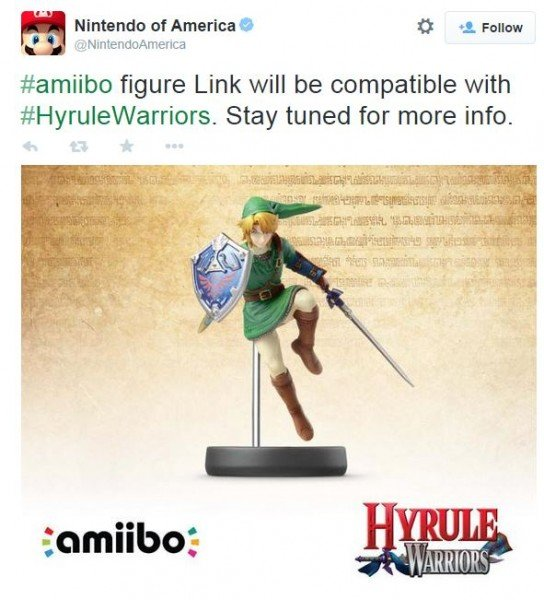 noa-link-amiibo-hyrule-warriors-tweet