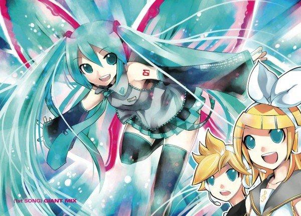 1-Unofficial Hatsune Mix