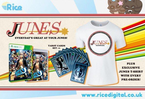 P4UA_limitedEdition_Tee-Junes T-Shirt