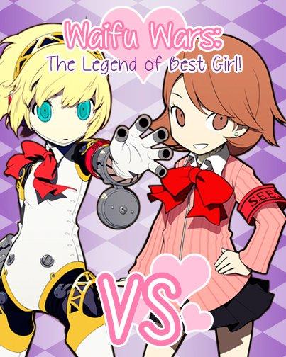 yukari-vs-aigis-Waifu Wars