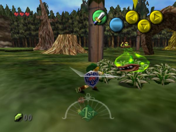 Gameplay_(Majora's_Mask)-Nintendo Virtual Console