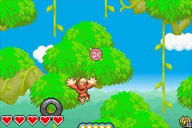 King of Swing screenshot-Overlooked Donkey Kong