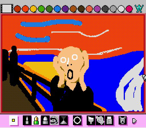 mp_scream-Virtual Console