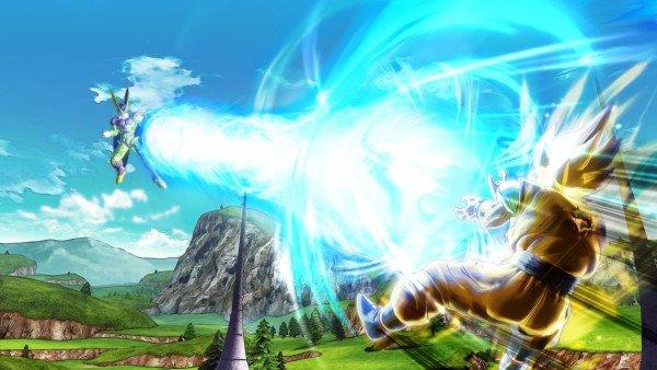 DB XV - Goku vs Cell_1402391014