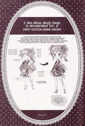 I am Alice: Body Swap in Wonderland Vol. 2 Review
