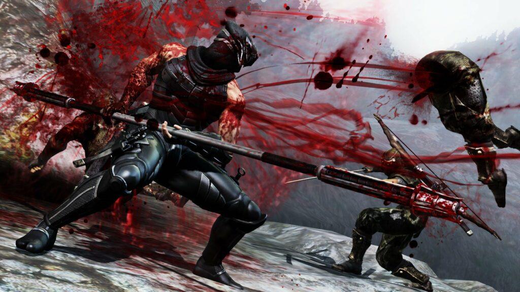 Difficulty in games: Ninja Gaiden
