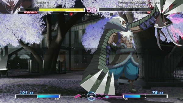 Under Night In-Birth Exe Late - Waldstein