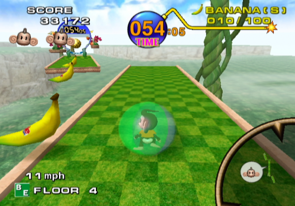this game is definitely perfect-super-monkey-ball
