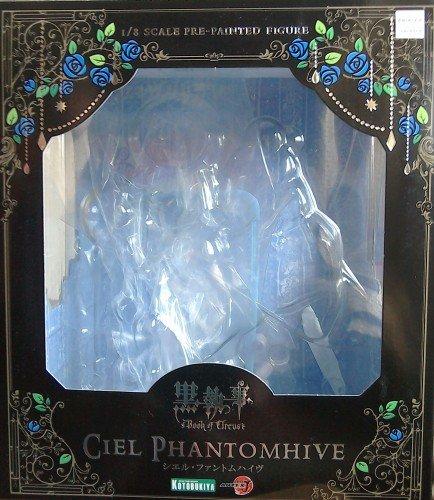 Black Butler Book of Circus: Ciel Phantomhive Figure Review