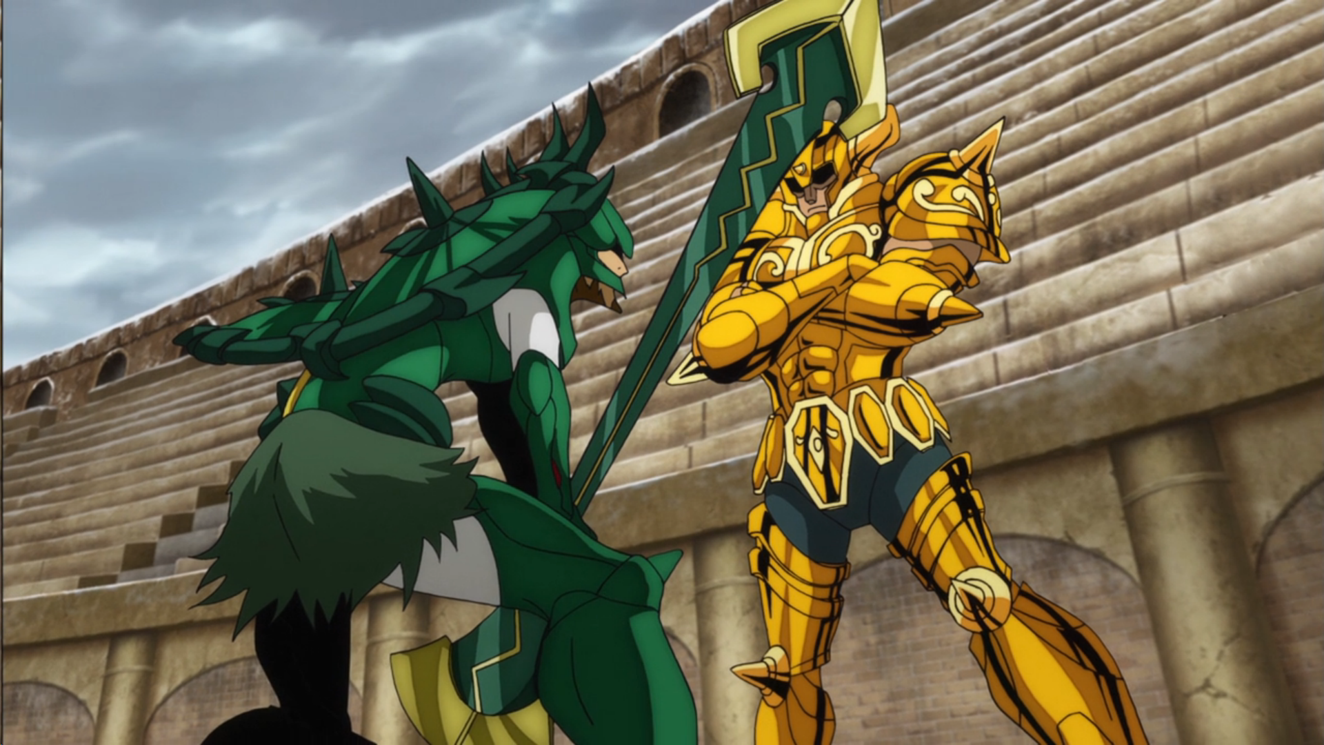 Saint Seiya Soul Of Gold Episode 2 Review The Secret Of