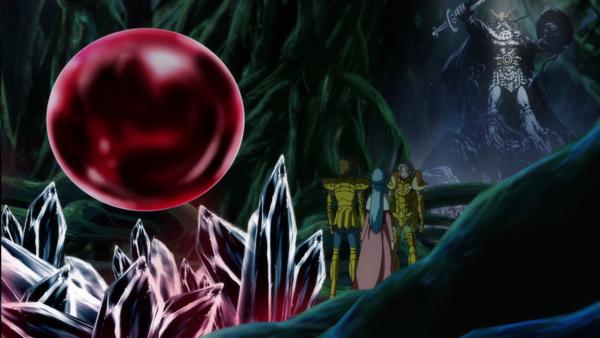 Screenshot 2015-05-06 12.01.34 Saint Seiya: Soul of Gold Episode 2 Review