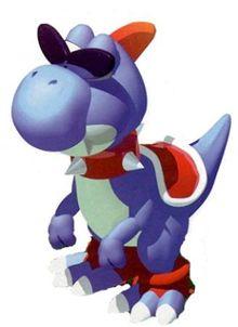 Boshi Mario Kart Clone Characters