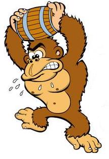 Donkey Kong Sr. Mario Kart Clone Characters