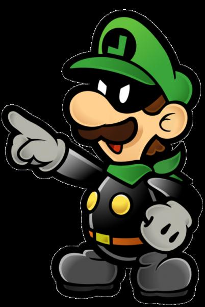 Mr. L Mario Kart Clone Characters