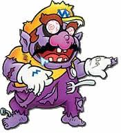 Zombie Wario Mario Kart Clone Characters
