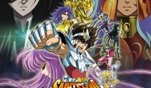 New Saint Seiya: Soldiers' Soul Trailers Show the Gold Saints in Action