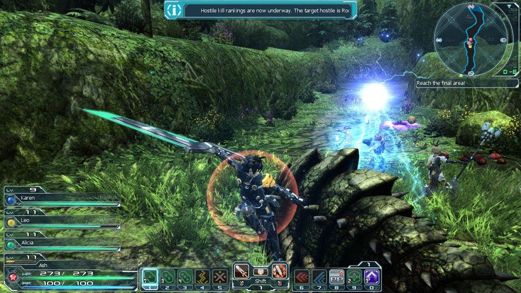img12 Phantasy Star Online 2 English