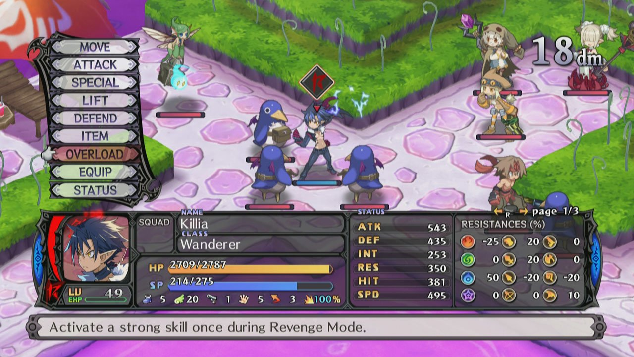 martial_arts_pop01 Disgaea 5 Battle System