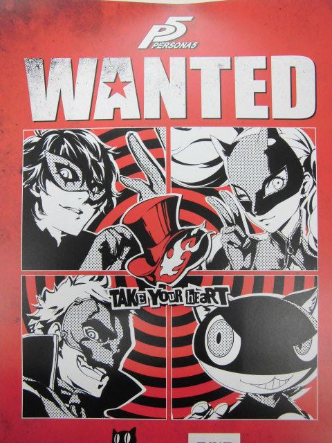 P5WANTED