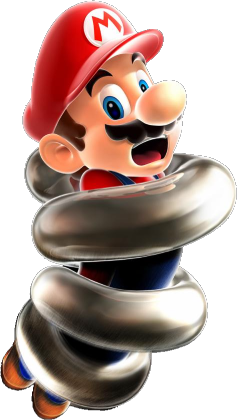 Top 5 Sexiest Mario Power-Ups Spring Mario