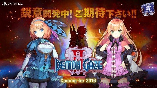 Demon gaze II website