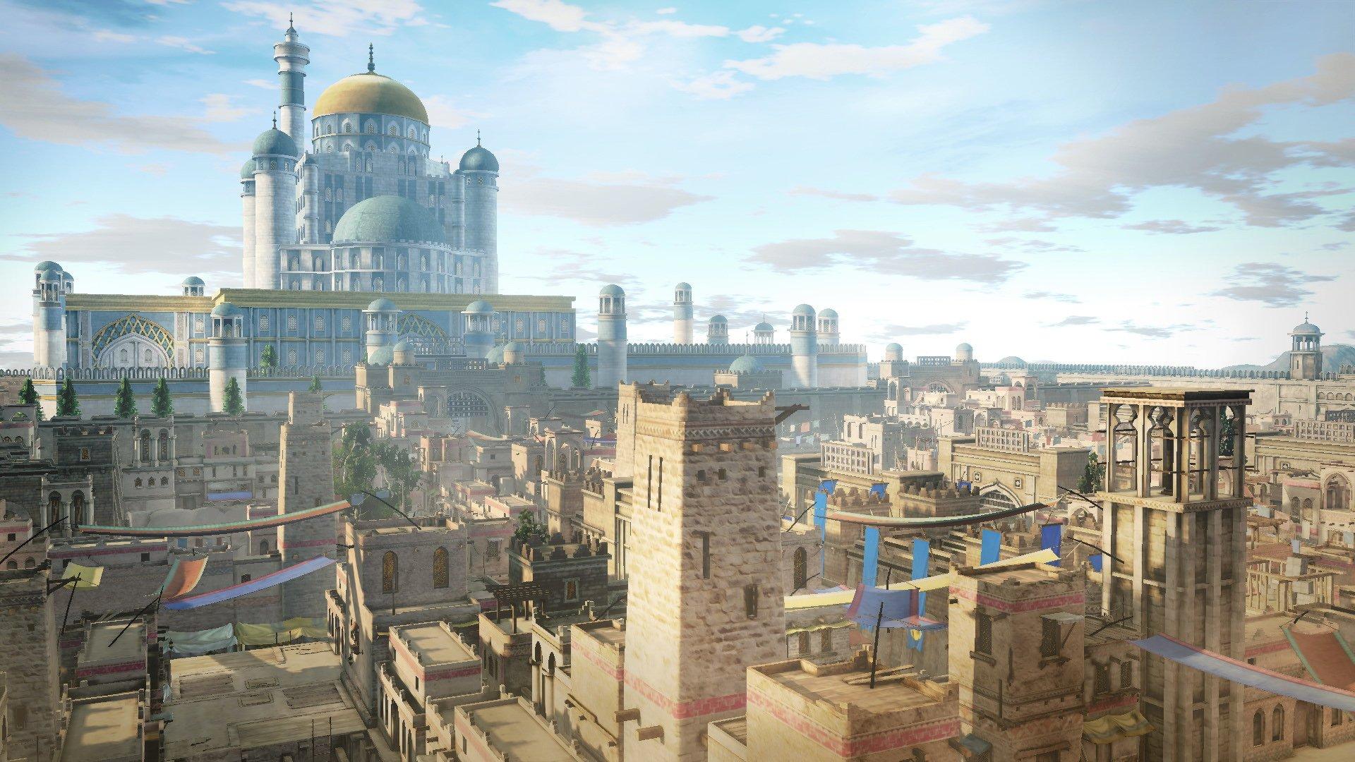 Ecbatana_1 Arslan: The Warriors of Legend Preview