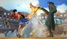 More One Piece: Burning Blood Characters and Stages Revealed