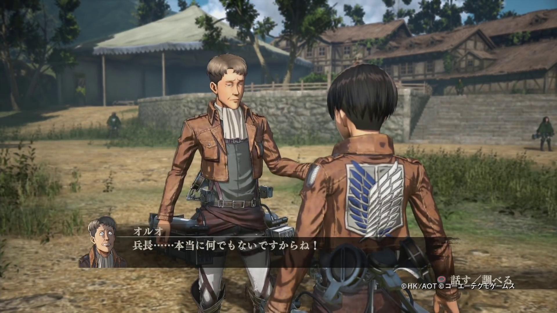 vlcsnap-2015-11-27-16h20m36s303 Koei Tecmo Attack on Titan Gameplay Trailer
