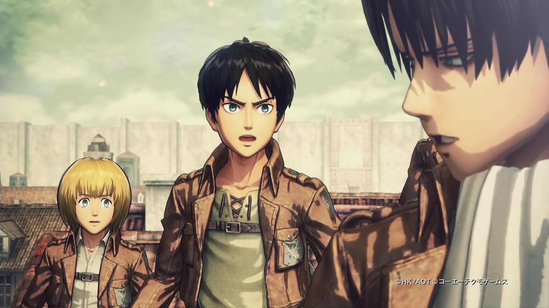 vlcsnap-2015-11-27-16h20m42s673 Koei Tecmo Attack on Titan Gameplay Trailer