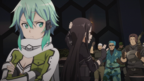sword art online II Part 2 _2