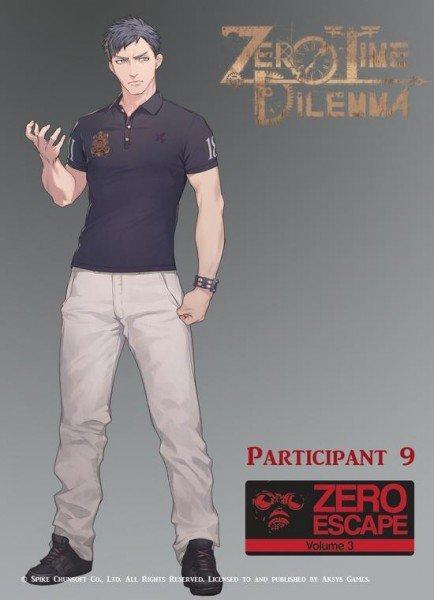 zero time dilemma - participant91