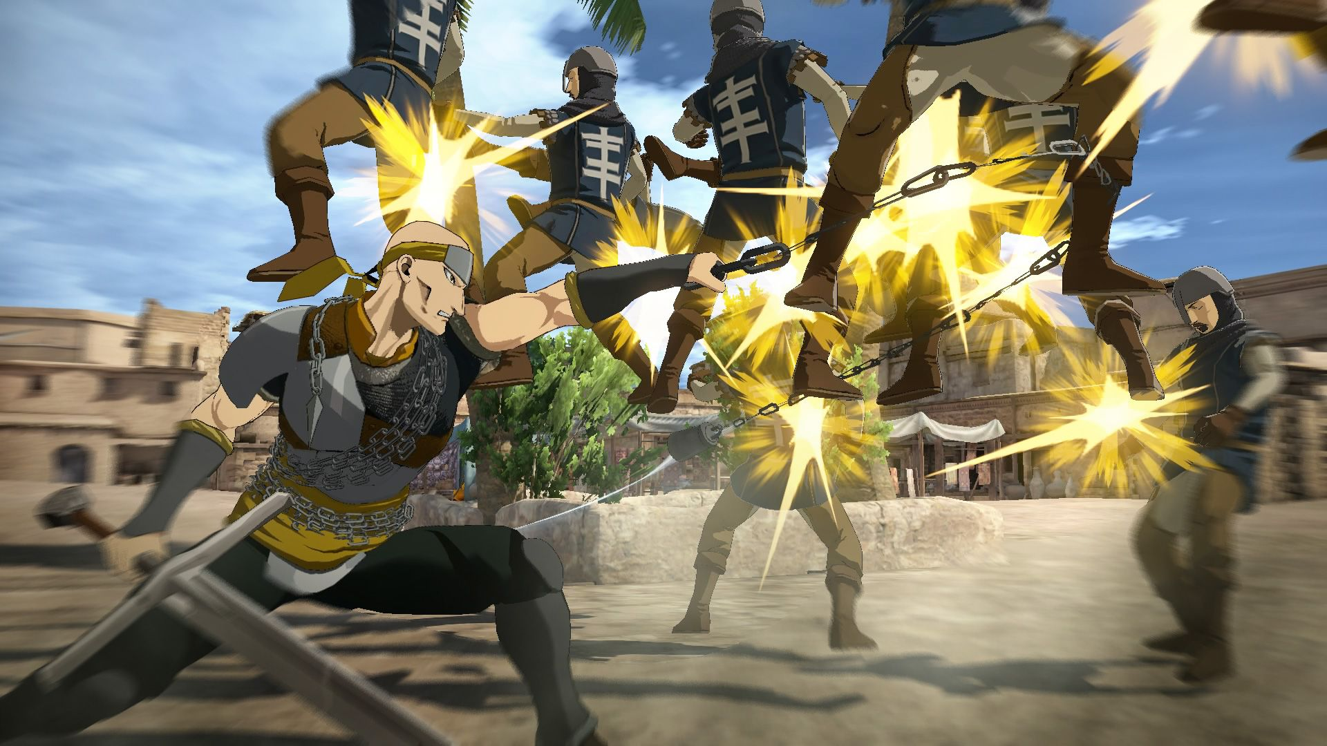 Character - Tus 1 Arslan: The Warriors of Legend Steam