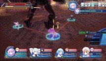 New Megadimension Neptunia VII Trailer & Screenshots: Gold Third & CPU Candidates
